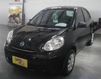 NISSAN MARCH 1.0 16V (FLEX) 2012